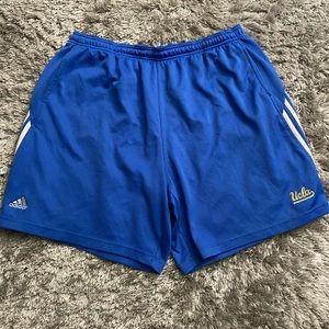 Adidas Shorts UCLA 2xl blue men